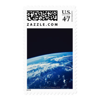 Earth from Space 17 Postage