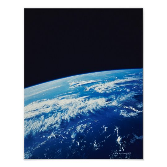 Earth from Space 19 Poster