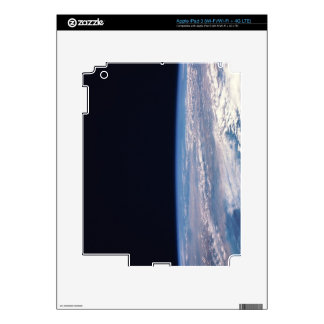 Earth from Space 21 iPad 3 Decal