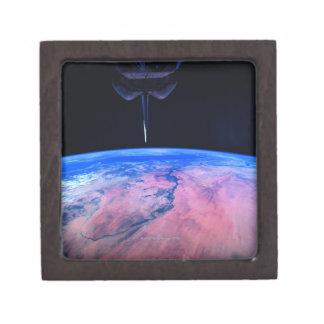 Earth from Space 22 Keepsake Box