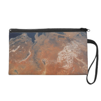 Earth from Space 24 Wristlet