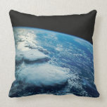 Earth from Space 27 Throw Pillow