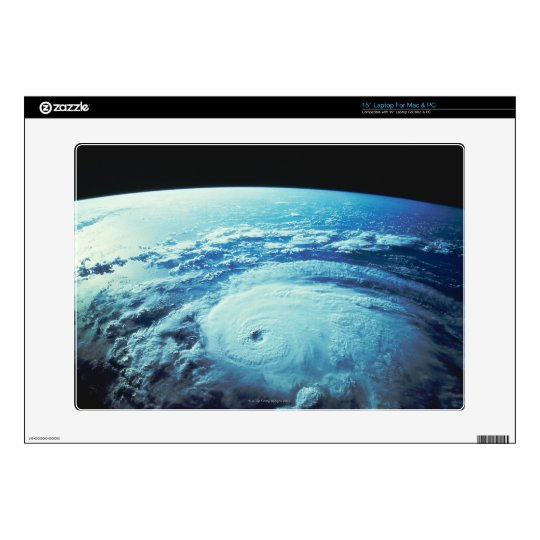 """Earth from Space 2 Decals For 15"""" Laptops"""