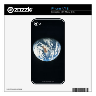 Earth from Space 30 iPhone 4 Skin