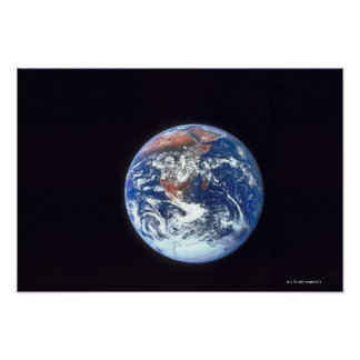 Earth from Space 30 Poster