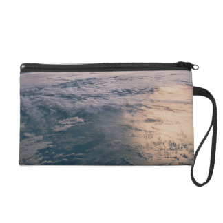 Earth from Space 32 Wristlet Purse