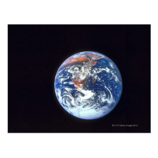 Earth from Space 33 Postcard