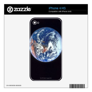 Earth from Space 33 Decals For The iPhone 4