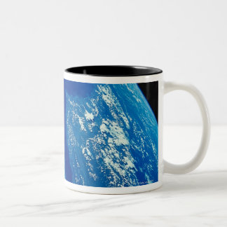 Earth from Space 34 Two-Tone Coffee Mug