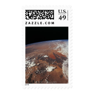 Earth from Space 4 Postage Stamp