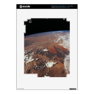 Earth from Space 4 Decals For iPad 3