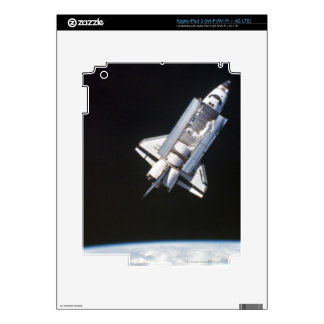 Earth from Space 5 iPad 3 Decals