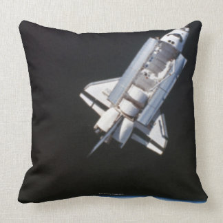 Earth from Space 5 Throw Pillow