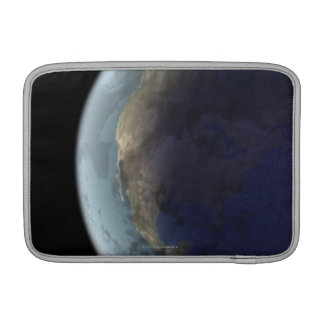 Earth from Space 6 MacBook Air Sleeve