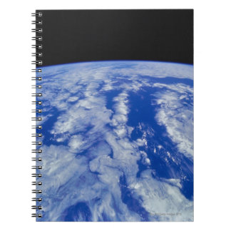 Earth from Space 8 Spiral Note Book