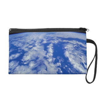 Earth from Space 8 Wristlet Purse