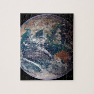 Earth From Space Jigsaw Puzzle