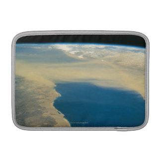Earth From Space MacBook Sleeves