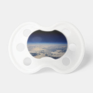 Earth from Space Pacifier