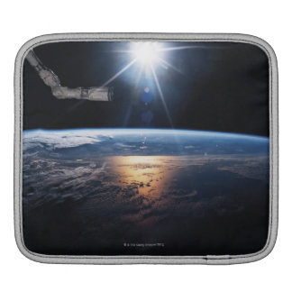 Earth from Space Shuttle 2 Sleeve For iPads