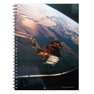 Earth from Space Shuttle 3 Notebook