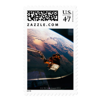 Earth from Space Shuttle 3 Postage