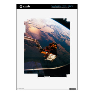 Earth from Space Shuttle 3 Decal For iPad 3