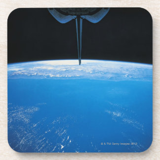 Earth from Space Shuttle Coaster