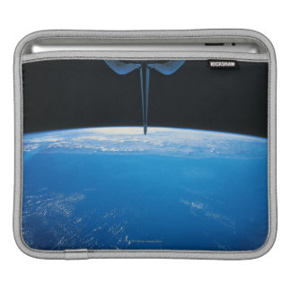 Earth from Space Shuttle iPad Sleeve