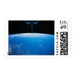Earth from Space Shuttle Postage