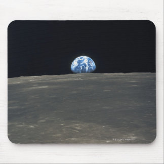Earth from the Moon 2 Mouse Pad