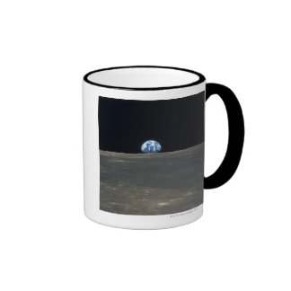 Earth from the Moon 2 Mugs