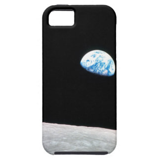 Earth from the Moon iPhone 5 Covers