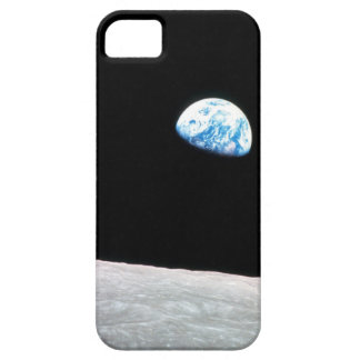 Earth from the Moon iPhone 5 Cover