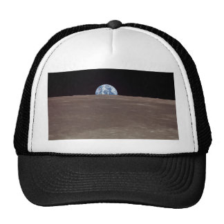 Earth from the Moon Hats