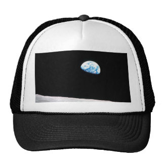 Earth from the Moon Trucker Hat