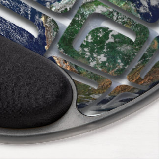 Earth Gel Mouse Pad