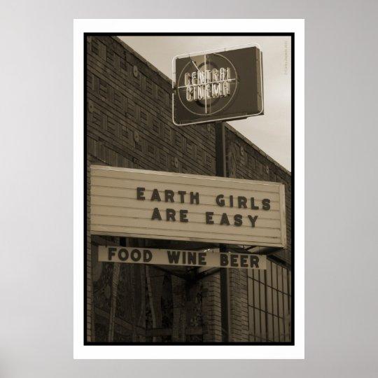Earth Girls Poster