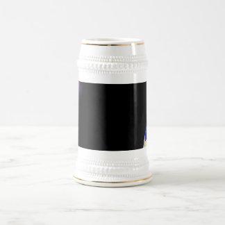 Earth Globe Space Beer Stein