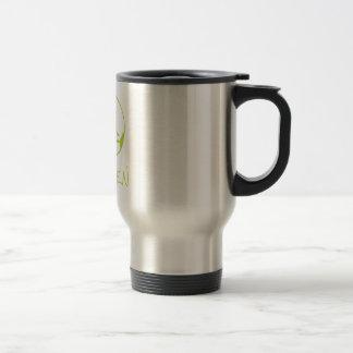 EARTH - GO GREEN COFFEE MUGS
