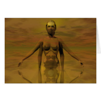 Earth Goddess Card