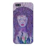 Earth Goddess i-phone case iPhone 5 Covers