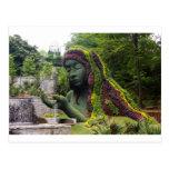 Earth Goddess Postcard