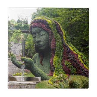 Earth Goddess Tile
