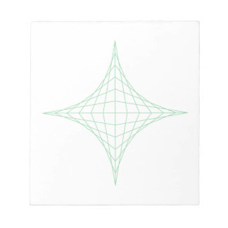 Earth (green) memo note pads
