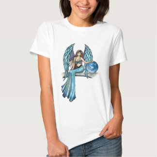 Earth Guardian Angel Fairy T-shirt