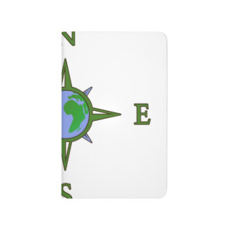 Earth Guides Explorer Travel Compass Journal