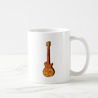 EARTH GUITAR SOUNDER COFFEE MUG