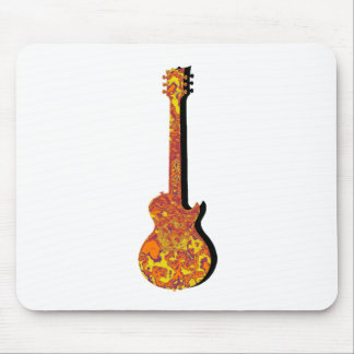 EARTH GUITAR SOUNDER MOUSE PAD