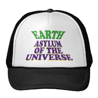 EARTH MESH HATS